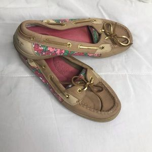 "SPERRY Topsider ""Angelfish""  Slip On Boat / Deck"